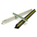 Triangular Scale Rulers