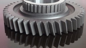 Helical Gear Manufacturing
