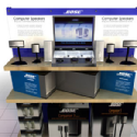 Comet Companion Bay POS Display