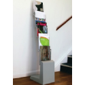SpaceSaver Brochure Display Stand - ideal for exhibitions
