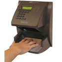 Handpunch Biometric Reader