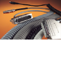 Coiled Cable and Wire