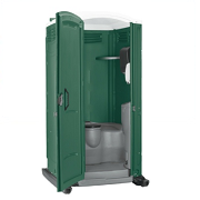 Mobile Plastic Toilets