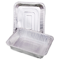 Take Away Microwave Foil Food Containers