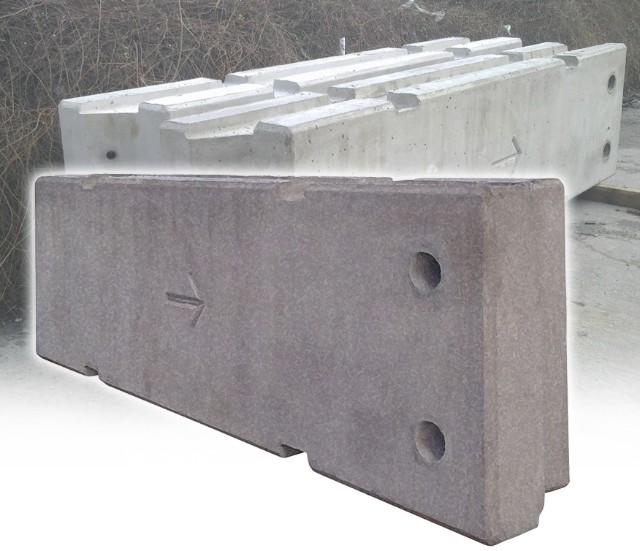 Concrete Safety Barriers