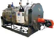 Horizontal Fuel-Fired Steam Boilers