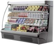 Hot And Cold Food Display