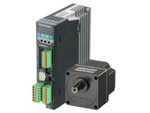 BXII Series - Brushless DC Motors with Extended Functions and Encoder Equipped