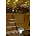 London architectural glass balustrades specialists