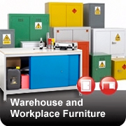 Warehouse and Workplace Furniture