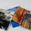 Clear Self-seal Plastic Envelopes