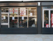 Commercial Shutters London