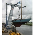 Yacht Cranes, Cradles and Transporters