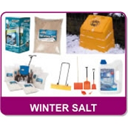 Winter De-icing Salt