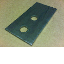 CNC punching sheet metal clamping brackets