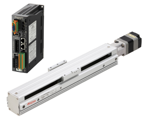 EAS Series - High Performance Linear Slides Equipped with Absolute Encoder