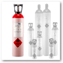 Calibration Gases in High Pressure Cylinders (HPCs)
