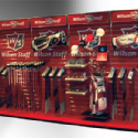 Wilson Staff Shop-in-Shop POP Display