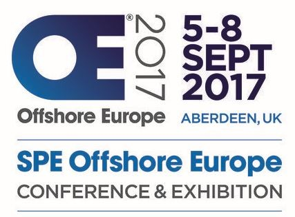 Offshore Europe 2017, Aberdeen Exhibition & Conference Centre