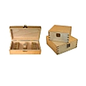 Storage boxes for spindle moulder tooling