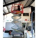 Access Platforms and Scissor Lifts for hire