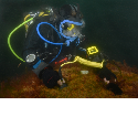 Underwater Thickness Measurements