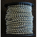 Brass Chrome Plated Ball Chain