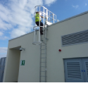 Vertical Access Ladder