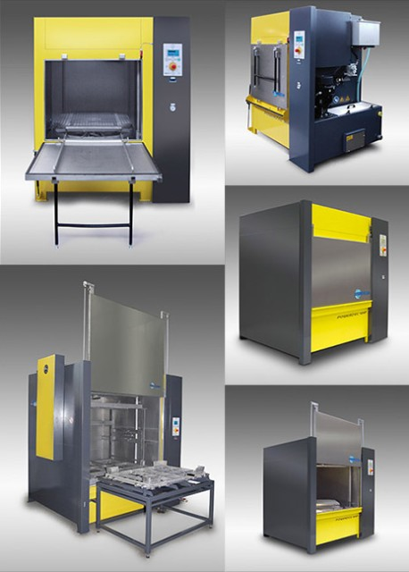 Bupi Cleaner Front Loading Spray Wash Machines UK
