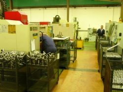 Machining & Cold Working
